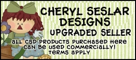 Cheryl Seslar Ugraded Seller Logo